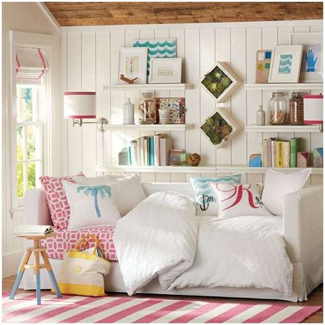 pottery barn teen daybed 10 clever solutions for small space teen bedrooms