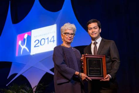 Sung-yon Kim Receives Donald B. Lindsley Prize In