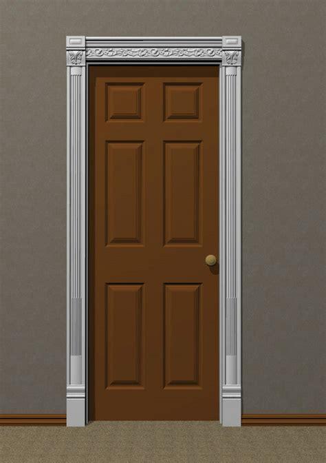 carved door trim