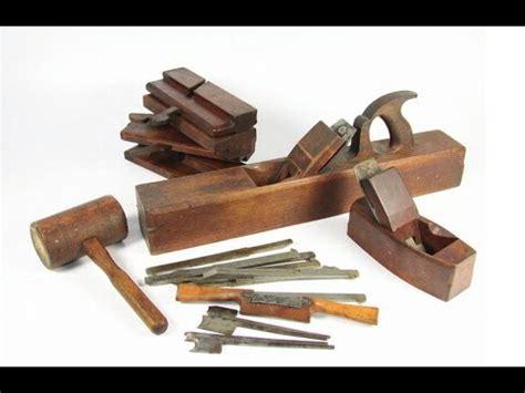 restoring  woodworking tools wranglerstar youtube