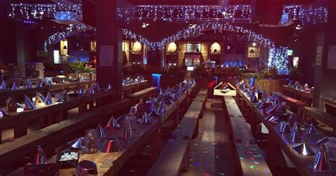 18 christmas party venues you can book right now in