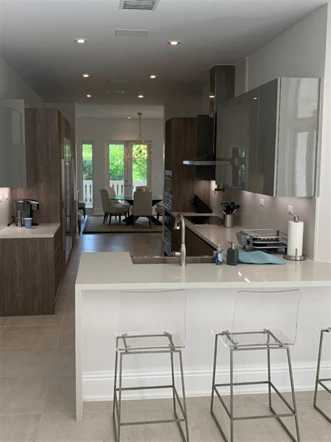 galley kitchen remodel  coral gables miami general