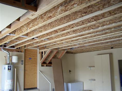 floor joists replace garage trusses shiloh builders llc
