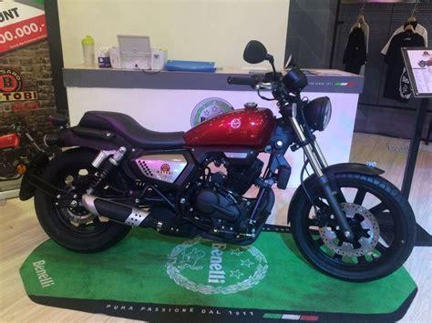 Benelli Motobi 200 Evo by Tunjukkan Eksistensinya Benelli Luncurkan Motor Retro Murah