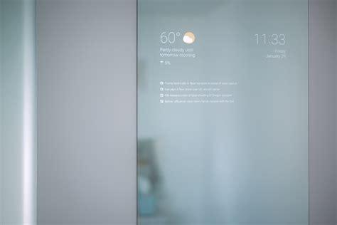 Google Engineer Creates The Perfect Smart Bathroom Mirror