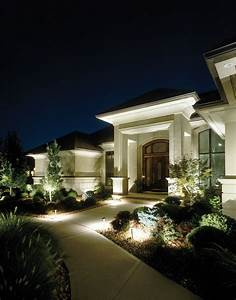 Own The Night With Outdoor Led Lighting