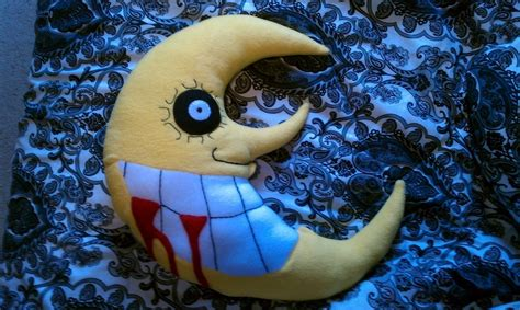 Soul Eater Moon · A Character Plushie · Art, Needlework