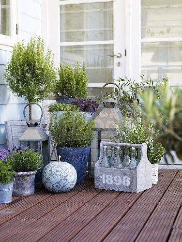 balkon pflanzen töpfe secret terrace gardens garden 庭 ガーデン und ベランダガーデン