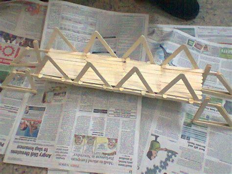 prototipo de puente con palitos de helado askix