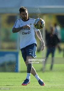 Messi 2018 World Cup Qualifiers Stock Photos and Pictures ...