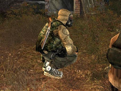 realistic loner stalker stalker shadow
