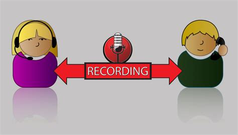 are phone calls recorded how voip call recording works