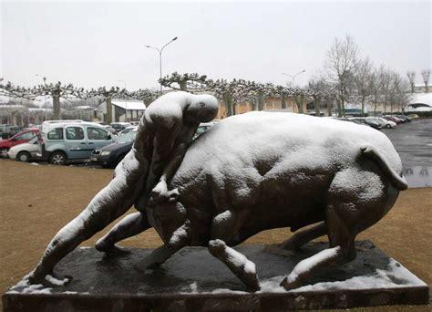 mont de marsan sculptures portfolio nos images de neige dans les landes sud ouest fr