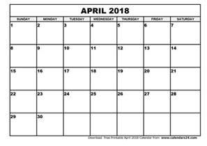 april 2018 calendar may 2018 calendar