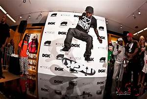 Stevie Williams, Lil Wayne Launch DGK & Trukfit Brands At ...