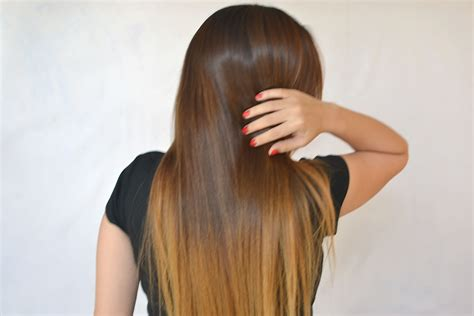 Shiny Hair how to get shiny hair inexpensively 6 steps with pictures