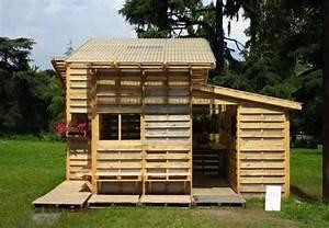 Fabrication Avec Palette : 15 fa ons surprenantes de r utiliser de vieilles palettes en bois ~ Preciouscoupons.com Idées de Décoration