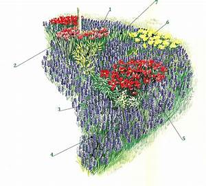 Blumenbeet Gestaltung Mehrjährig : gartenschlumpf beet in grundfarben rund ums jahr ein sch ner anblick ~ Buech-reservation.com Haus und Dekorationen