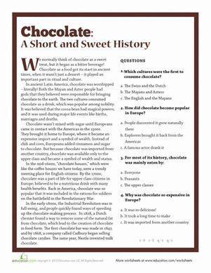 the history of chocolate hispanic heritage month
