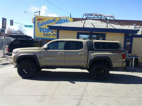 16-Tacoma-4V6-Overland-Truck-Topper-Denver - Suburban Toppers