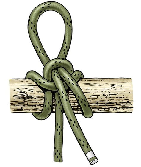 knots tie hitch highwayman release horses tying knot horse rope