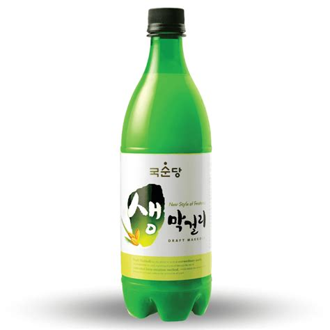 rice wine draft makgeolli geonbae