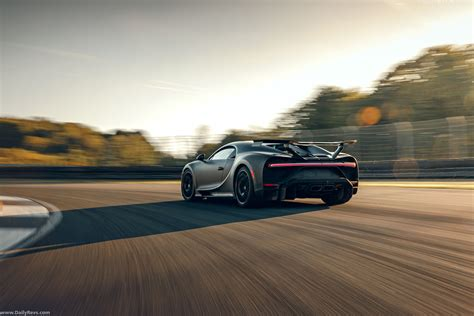 The most powerful, fastest and exclusive production super sports car in bugatti's brand history: 2021 Bugatti Chiron Pur Sport - HD Pictures, Videos, Specs & Information - Dailyrevs