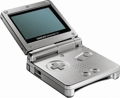 Advance Sp Nintendo Boy Gba Console Platinum