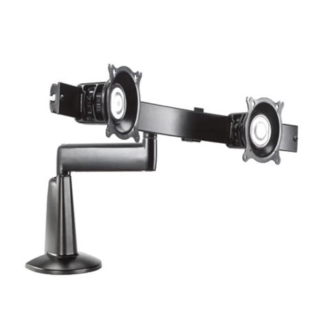 chief single arm desk mount dual monitor