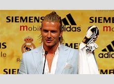 Beckham was