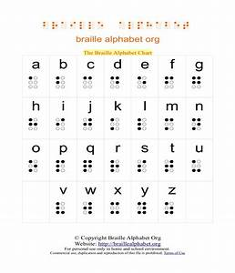 braille alphabet chart braille alphabet org With letter and number chart