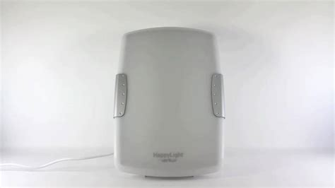 spectrum light therapy happylight spectrum light therapy system by verilux