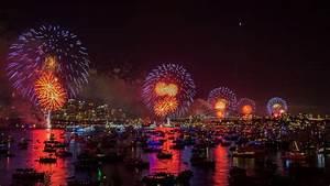 Sydney New Year's Fireworks 2020-2021 - Dates
