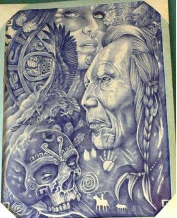ideas  aztec drawing  pinterest future