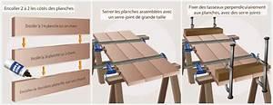 Emejing fabriquer une grande table de jardin pictures for Fabriquer sa table de jardin en bois