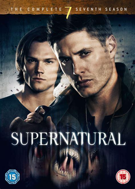 supernatural complete season  dvd zavvi