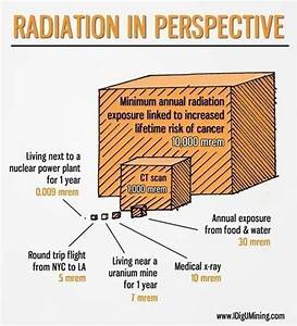 I Do Not Prefer Rems As Units Of Radiation  But The Perspective Of This Is Interesting   Via I