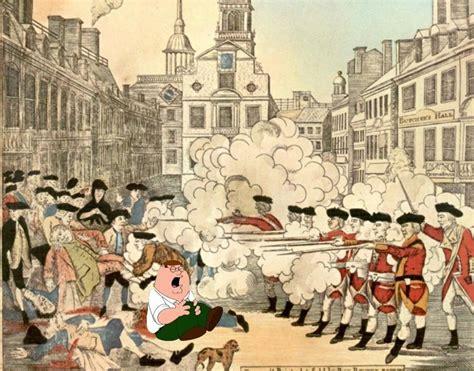 Boston Massacre by The Boston Massacre Memes