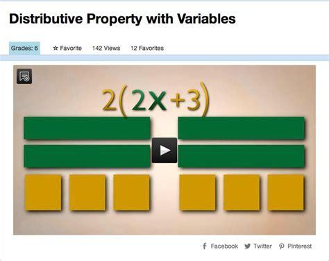 1 4 distributive property with algebra tiles