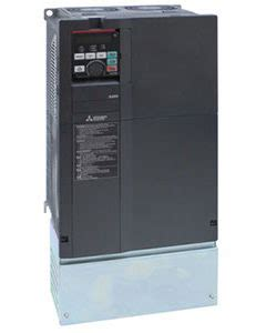 Mitsubishi Variable Frequency Drive by Variable Frequency Drive A860 World Industrial Reporter