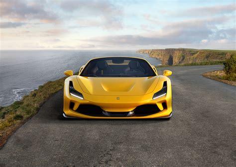 Ferrari s f8 tributo spawns spider convertible top sports cars. 2020 Ferrari F8 Spider: Maranello's Latest Mid-Engined V-8 Convertible - The Drive
