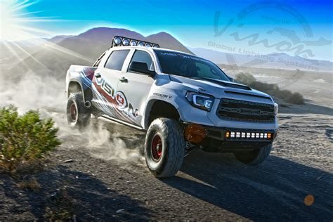 Toyota Tundra Prerunner by Project Silver Bullet Toyota Tundra Prerunner Vision X Usa