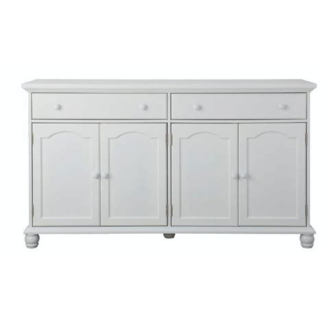 Antique White Sideboard Buffet by Home Decorators Collection Harwick Antique White Buffet