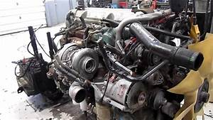 2008 Detroit Diesel Series 60 Ddec Vi 14 0l Engine Running