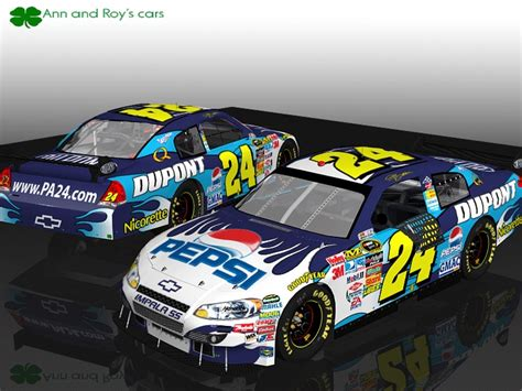 Types Of Cars In Nascar