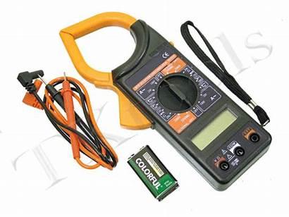 Clamp Amp Multimeter 1000 Amps Dc Ac