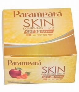 Parampara Skin Lightening Cream Spf 30 - 50 G Best Deals