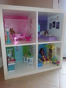 Barbie Haus Selber Bauen : image result for barbie house ikea kallax barbiehaus ~ Lizthompson.info Haus und Dekorationen