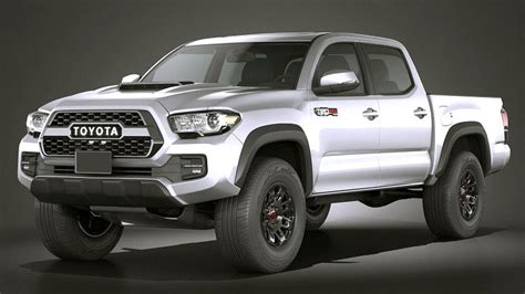 2019 Toyota Tacoma Release Date Diesel Trd Sport