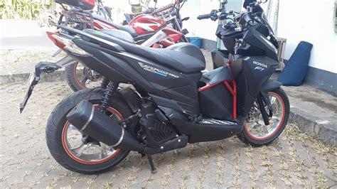 Modif Vario 150 by Modifikasi Vario 150 Indonesia Warungasep